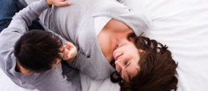 Intimidade no casal aquando da gravidez