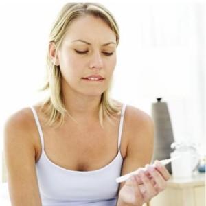 Teste gravidez