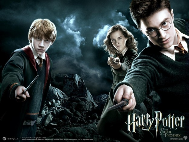 teste harry potter