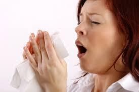 teste de alergia